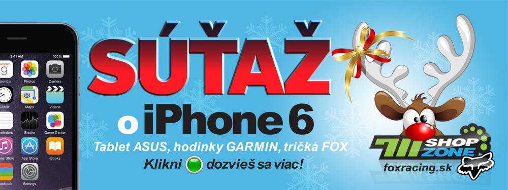 Foxracing.sk - Voanočná súťaž