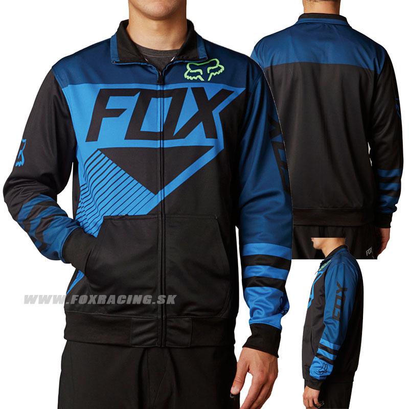 a8a90aec7e Farebné kombinácie  Fox mikina Winner Track jacket