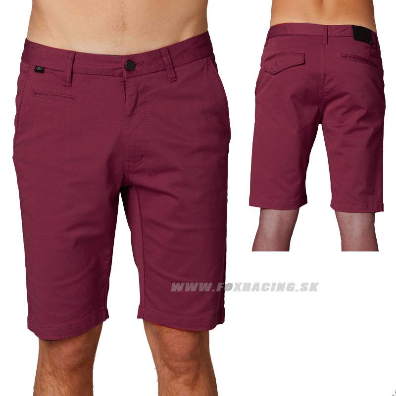 FOX šortky Selecter Chino - Oblečenie 2059807629