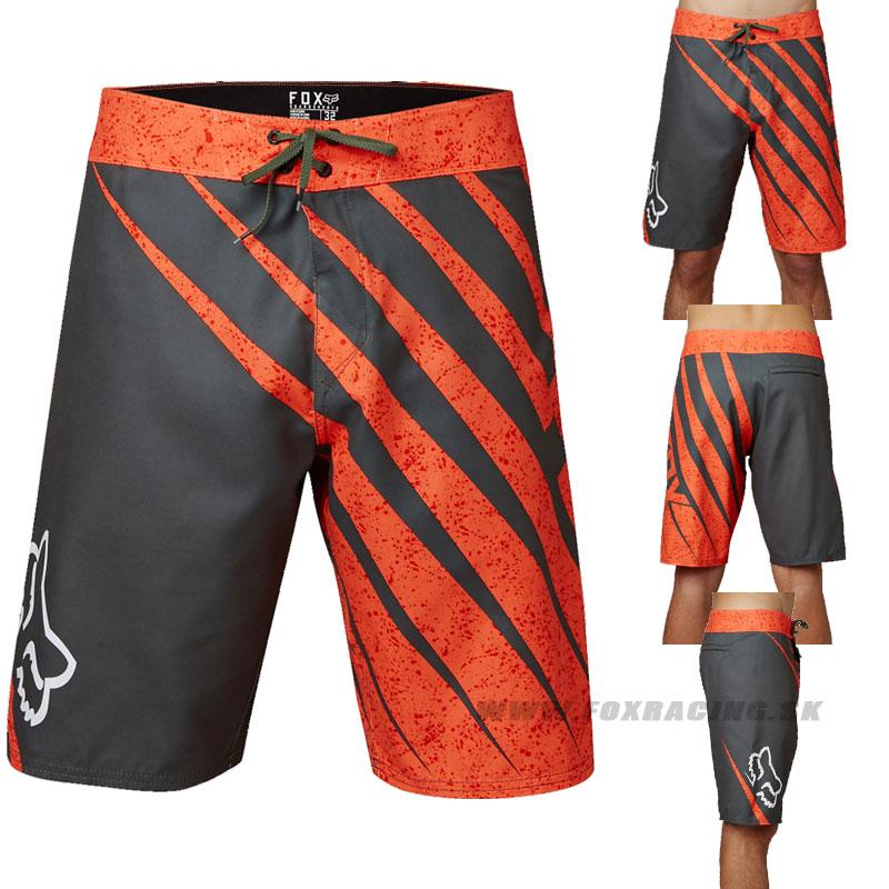 FOX šortky Spiked board - Oblečenie e227332318