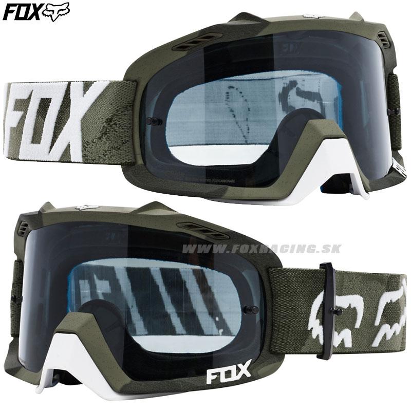 FOX Air Defence Creo okuliare - Moto oblečenie 5a6cddba120