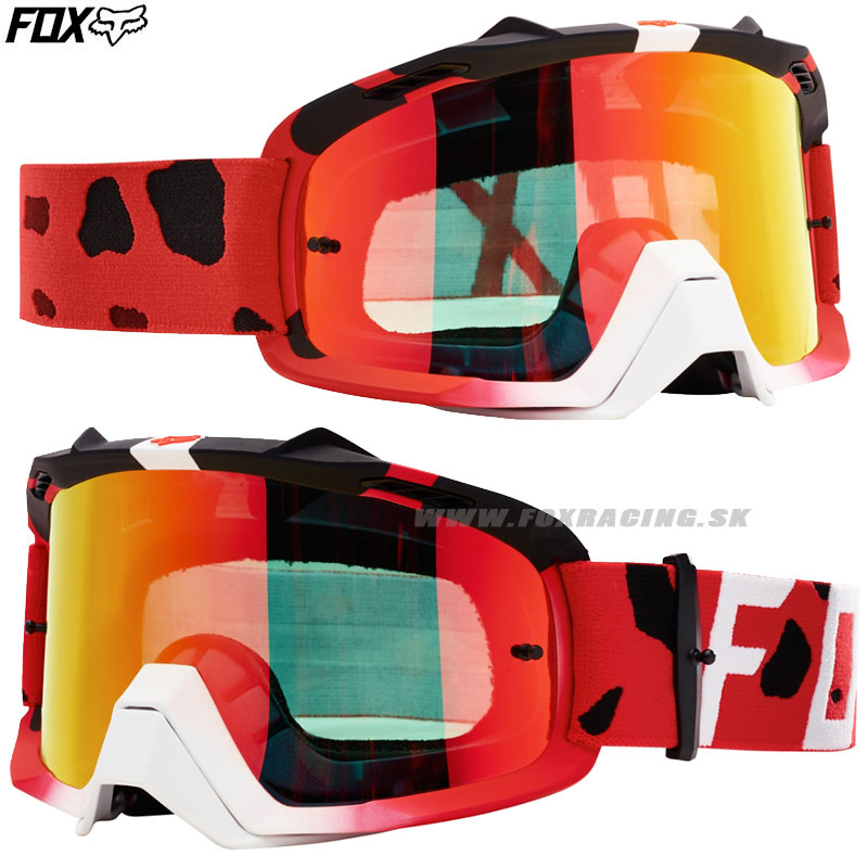 b880c4d1f FOX okuliare Air Space Grav - Moto oblečenie, Okuliare, Okuliare ...
