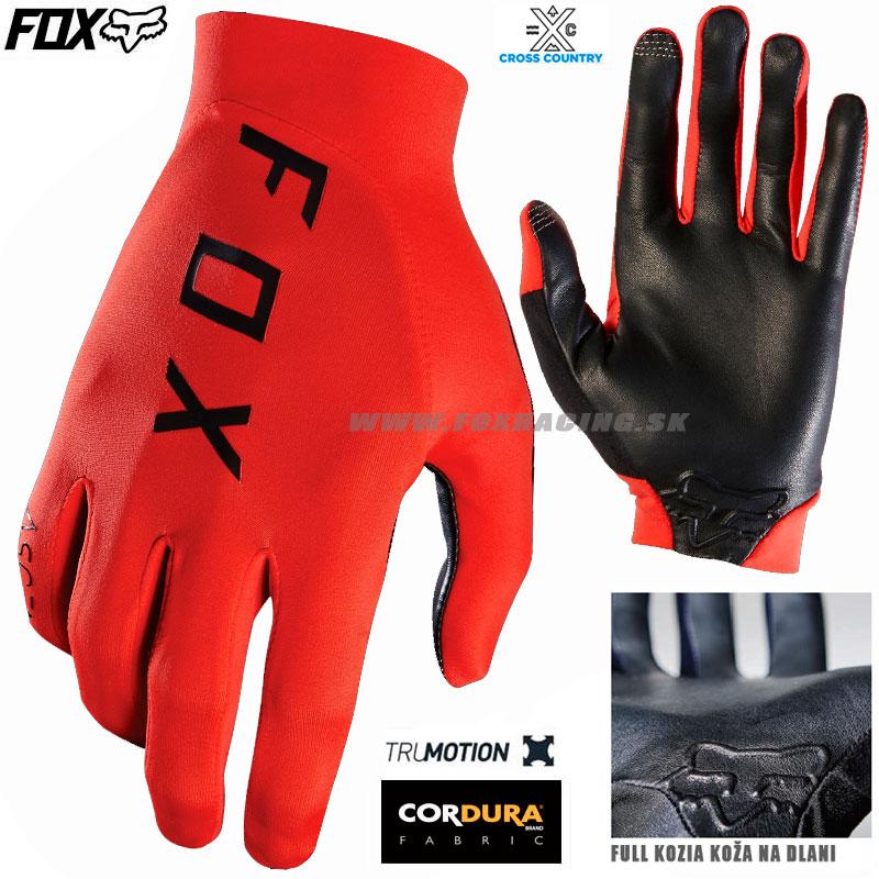 Fox cyklo rukavice Ascent glove - Cyklo oblečenie 22e2fa0302c