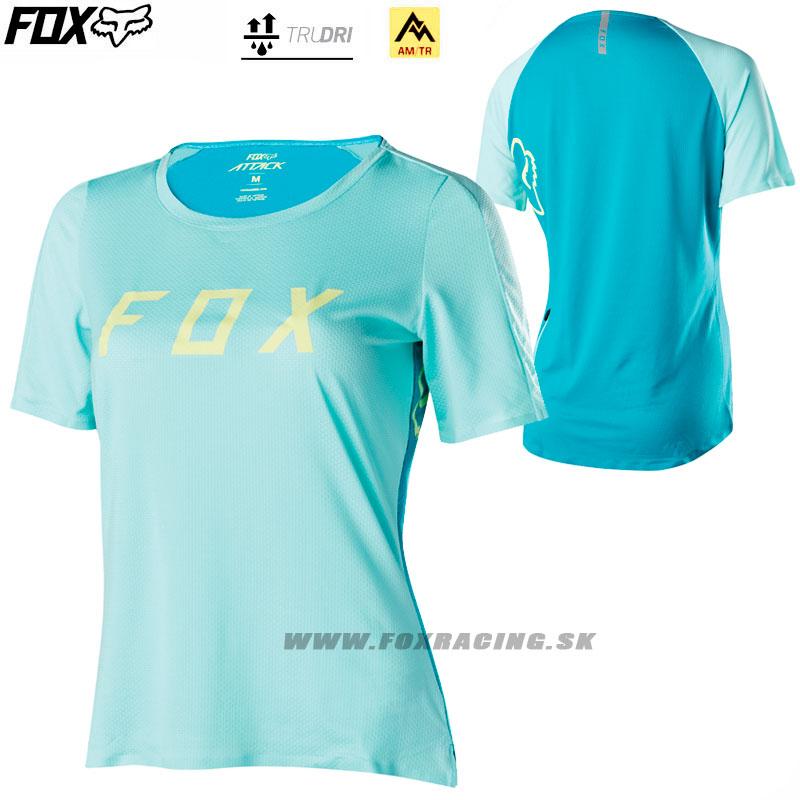 5ce36a818d39b Fox dámsky dres Womens Attack - Cyklo oblečenie, Dámske, Dresy   FOX ...