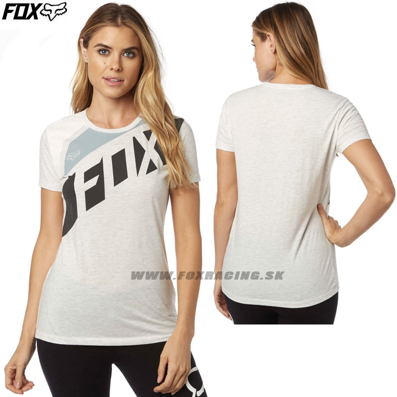 766628e781f6 FOX tričko Seca Crew s s tee - Oblečenie