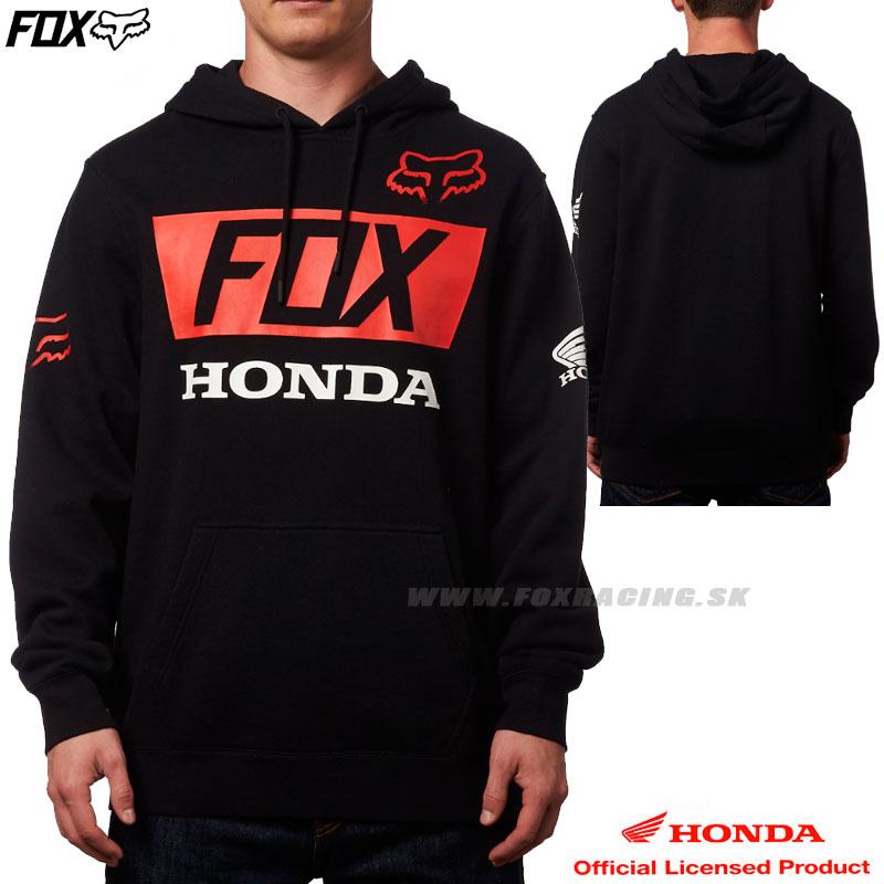 Fox Honda mikina Basic pullover - Zľavy a16c2322696