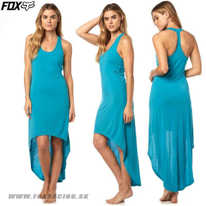 Farebné kombinácie  FOX šaty Mapped dress f80ef414fb