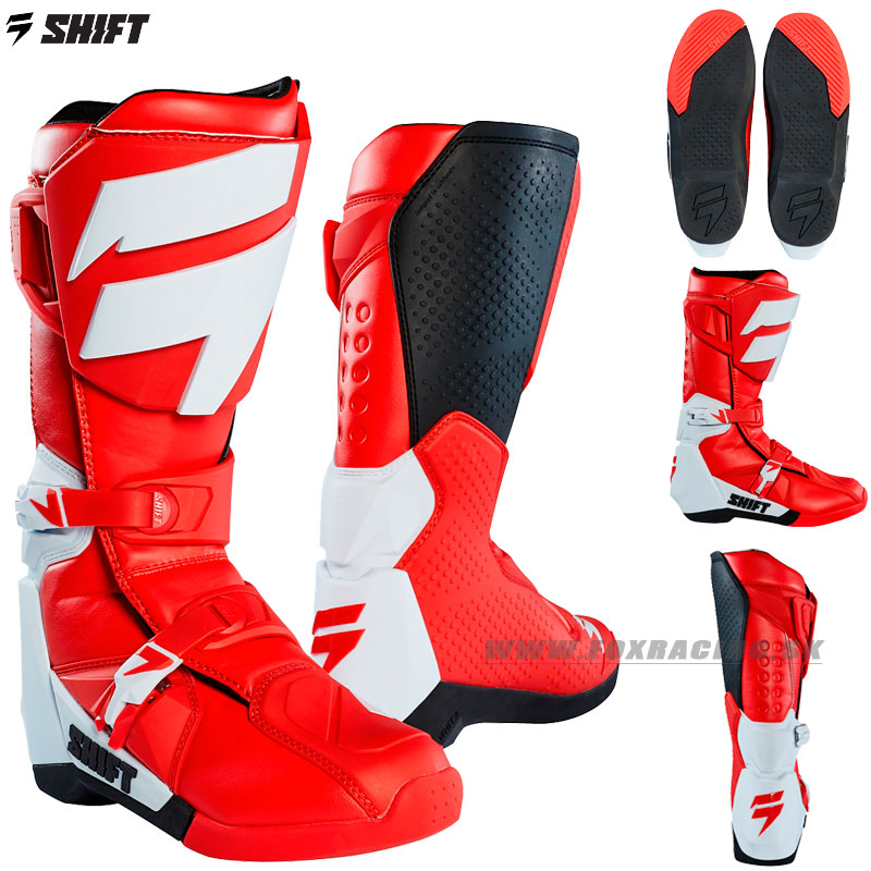 3682fba103b7 Farebné kombinácie  Shift čižmy Whit3 Label Boot