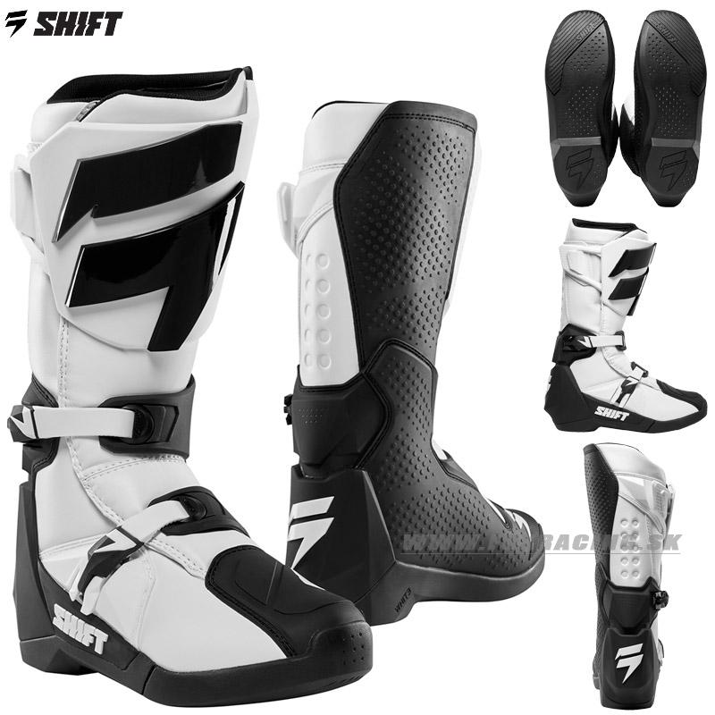 f3a6fd373020 Shift čižmy Whit3 Label Boot - Moto oblečenie