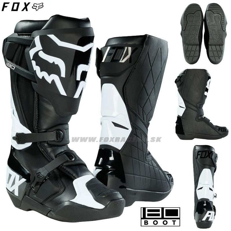 16987d5d0259 FOX čižmy 180 Boots - Moto oblečenie