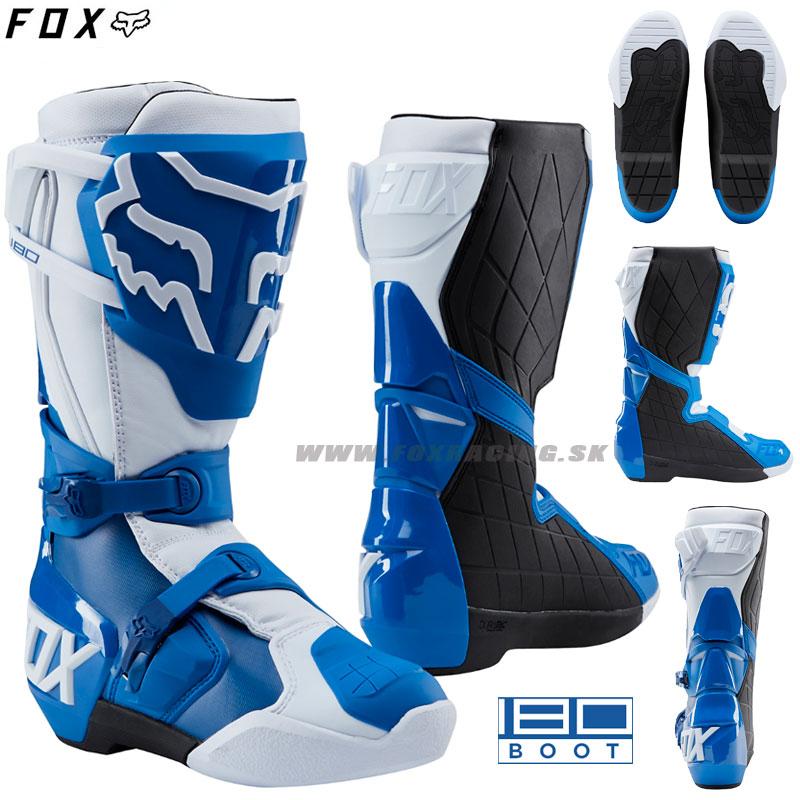 8928780d0c61 Farebné kombinácie  FOX čižmy 180 Boots