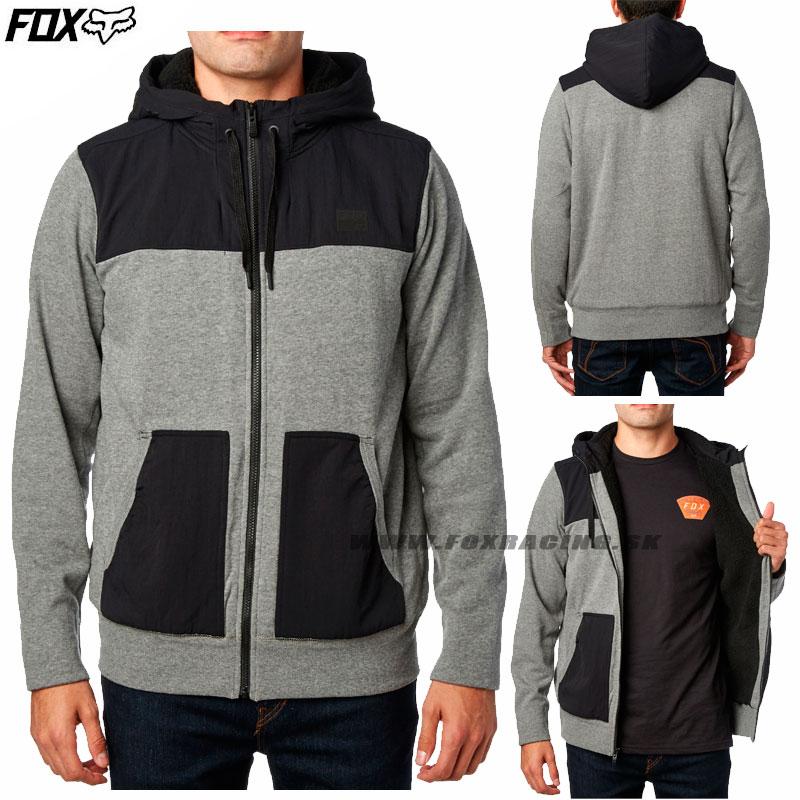 a60023ec3d FOX mikina Outbound Sherpa Fleece - Oblečenie