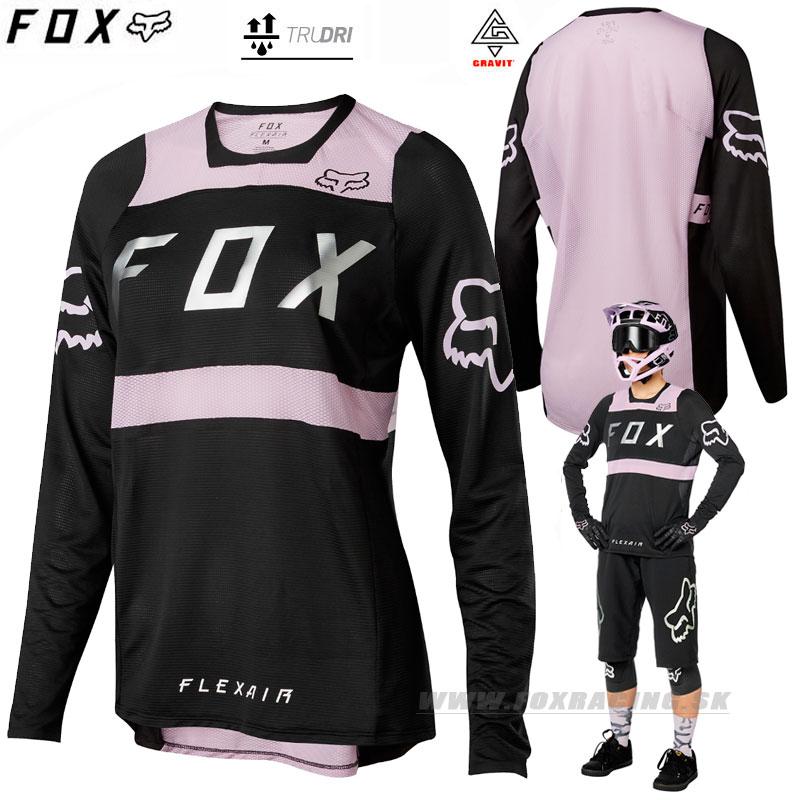 c6f586a52f FOX dámsky cyklo dres Flexair 18 - Cyklo oblečenie