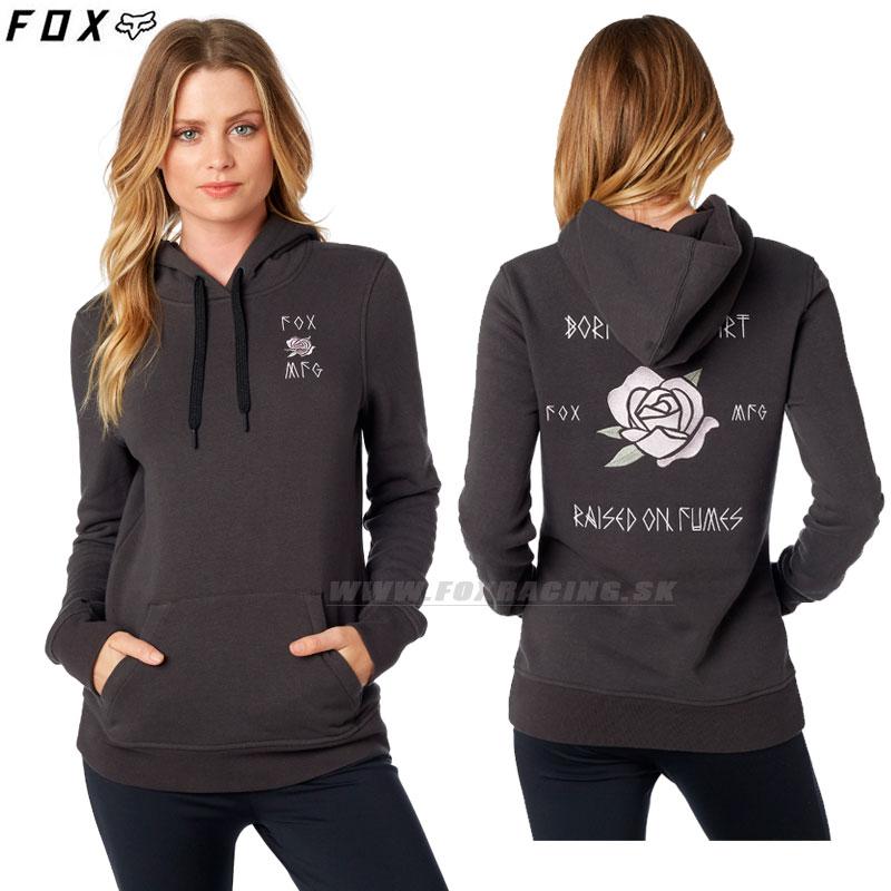 14c44e5554 FOX mikina Rosey PO hoody - Oblečenie