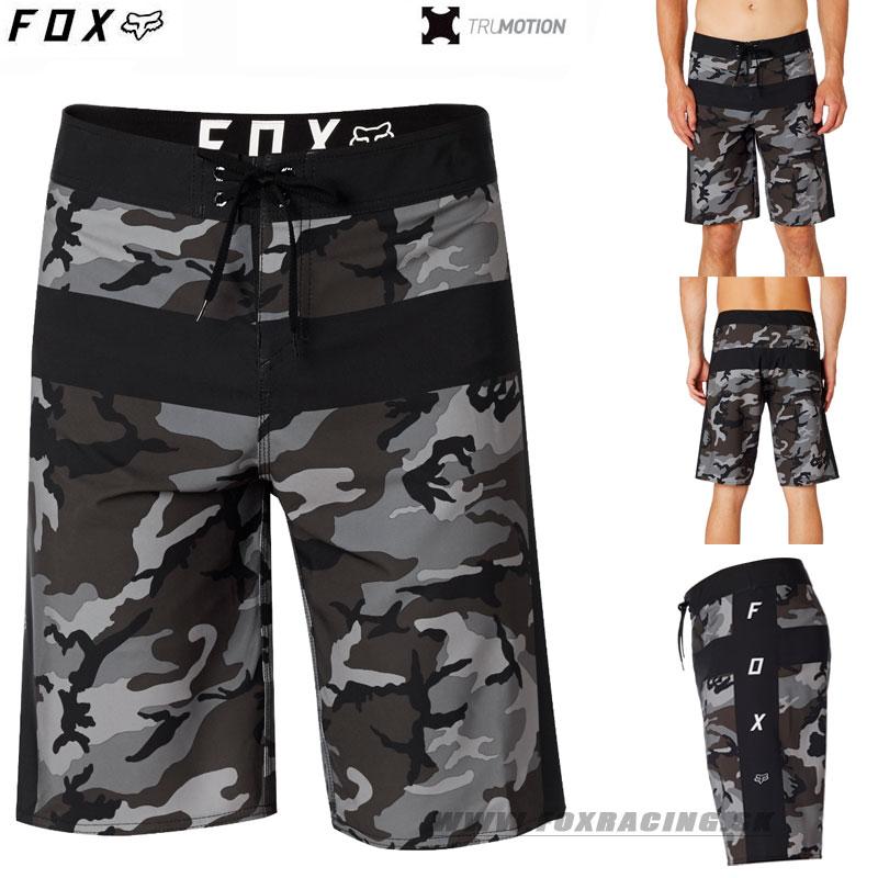 FOX šortky Camuflage Moth - Oblečenie 595f5b7335