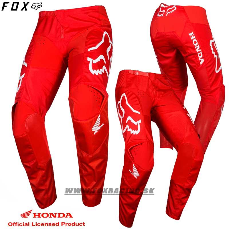 8a0a994921308 FOX nohavice 180 Honda pant - Moto oblečenie, Nohavice, Mx/enduro ...