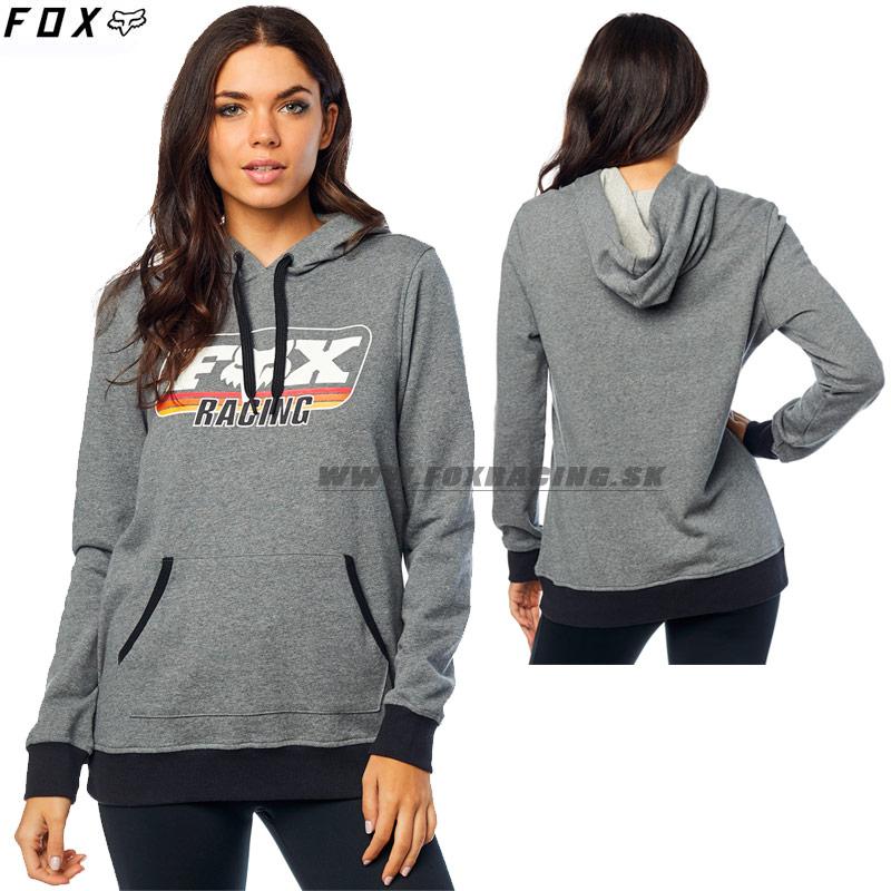 e7f3b24f55 FOX mikina Retro Fox PO hoody - Oblečenie
