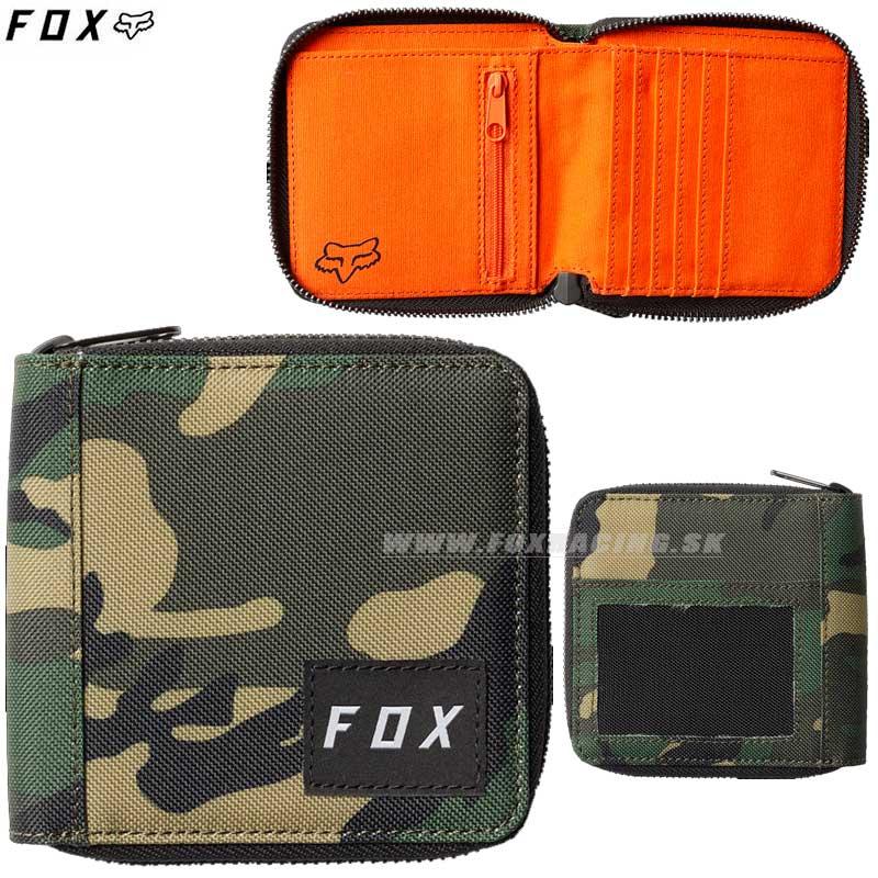 1c179f96b6 FOX peňaženka Machinist wallet - Oblečenie