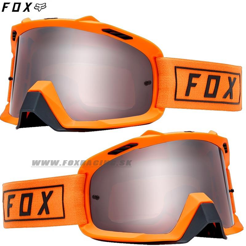 42d979b6d FOX Air Space Gasoline google - Moto oblečenie, Okuliare, Okuliare ...