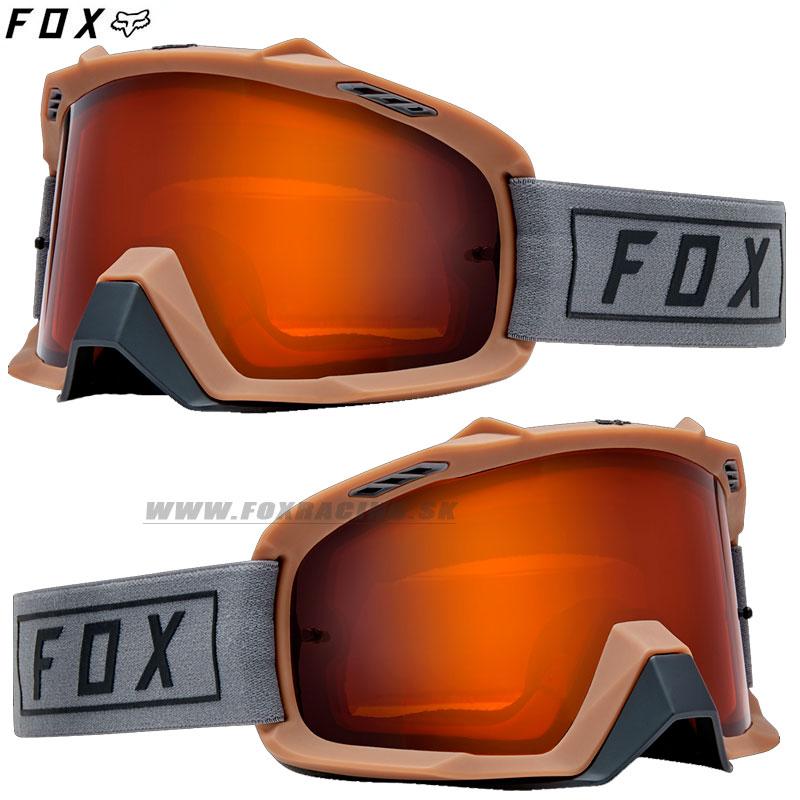 3028d9d20 FOX Air Space Enduro google - Moto oblečenie, Okuliare, Okuliare ...
