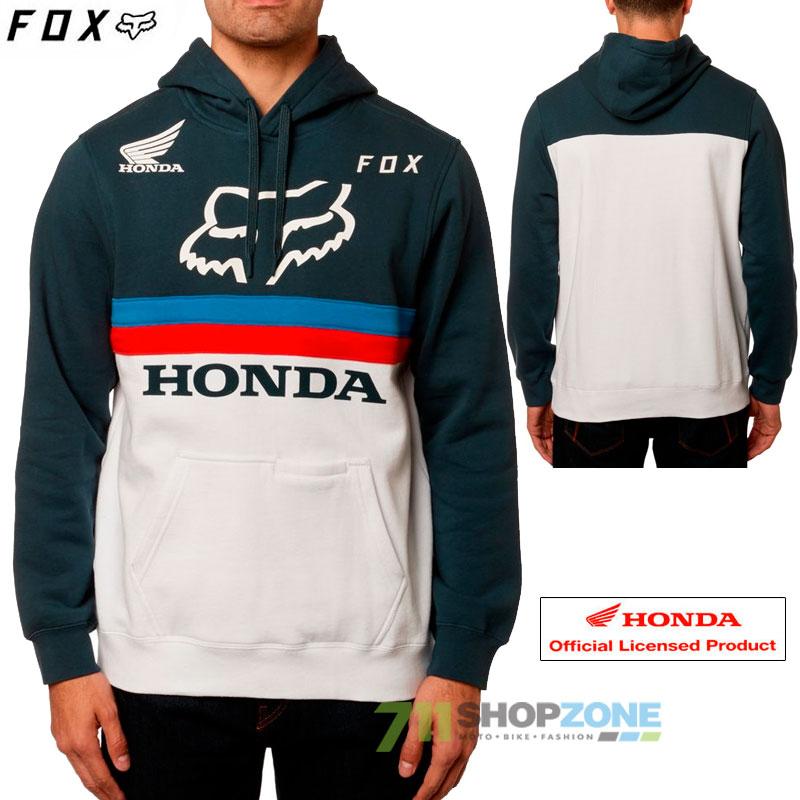 Farebné kombinácie  FOX mikina Honda Pullover fleece 3bb72516b94
