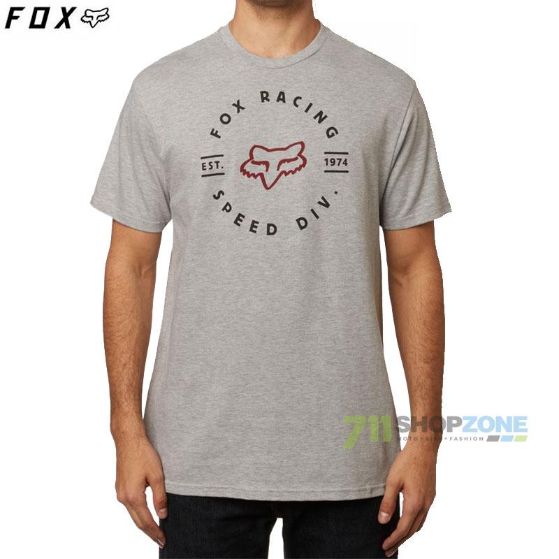 7e84272d0787 FOX tričko Clocked out s s tee - Oblečenie