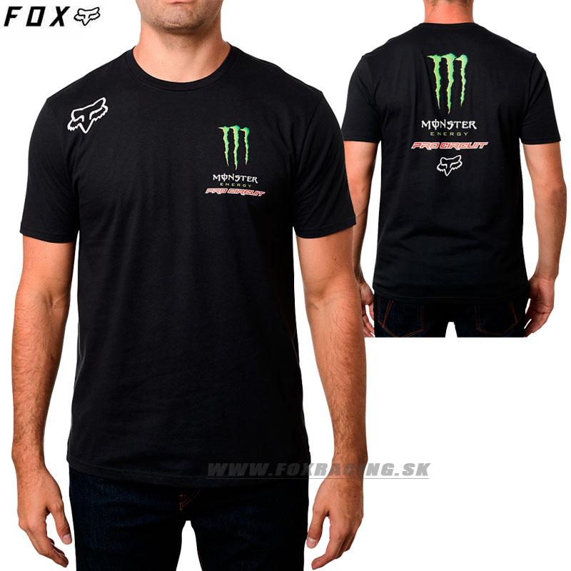 97524f7fdb1d1 FOX tričko Monster PC - Zľavy, Oblečenie pánske, Tričká | FOX RACING