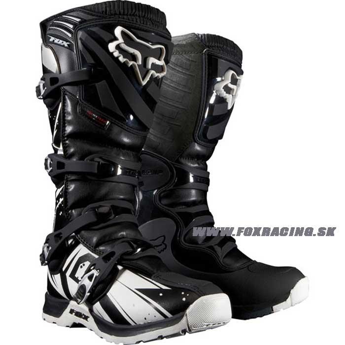 Fox čižmy Comp 5 Undertow boot - Moto oblečenie 29779e12d03