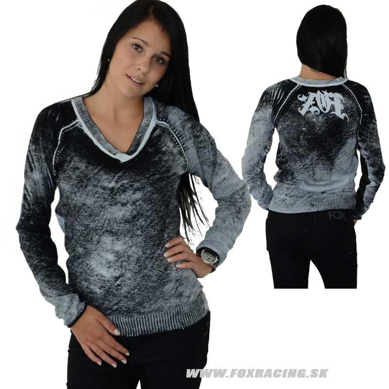 9cae4874c3db Fox dámsky sveter Alternative - Zľavy