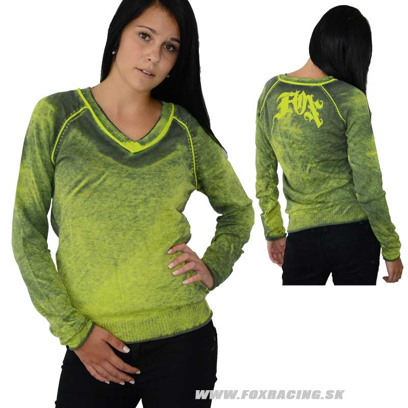 e50bb655f271 Farebné kombinácie  Fox dámsky sveter Alternative