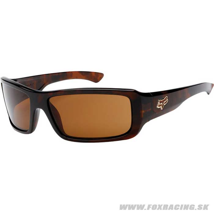 626f6298b Fox Falta Dark Brown Tortoise - Oblečenie, Slnečné okuliare | FOX RACING