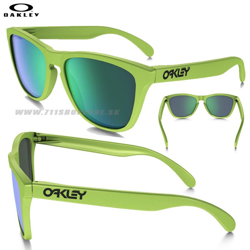 d25e07e0f6 ... hot obleenie slnené okuliare oakley frogskins heaven earth 8c43b a89ff