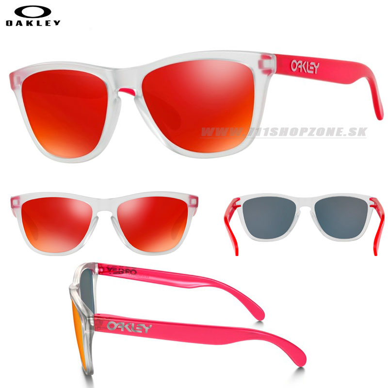 Oakley Frogskins Colorblock - Oblečenie 01d9f8fadaf