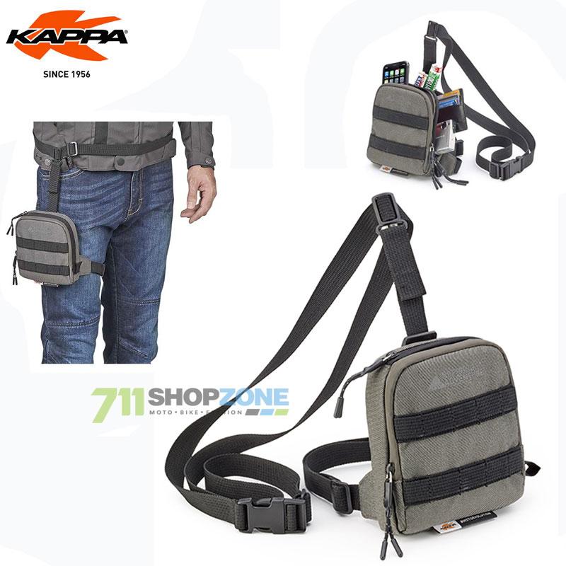 7ab871f8b0a97 Kappa taštička na pás a nohu - Moto oblečenie, Tašky/vaky | FOX RACING