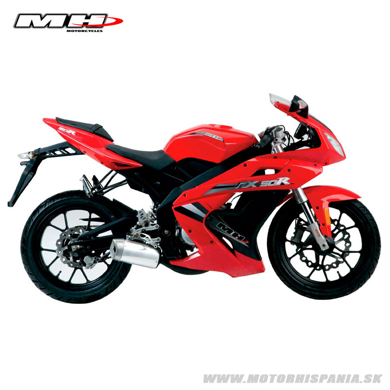 Technika - Motocykle, MH RX 50R Red