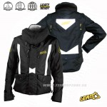 Leatt bunda GPX Adventure Jacket, čierna