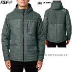 FOX bunda Podium jacket, tm. zelená