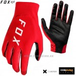 FOX rukavice Flexair glove, červená