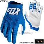 FOX rukavice 360 glove 19, modrá