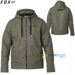 FOX bunda Mercer jacket, olivovo zelená