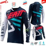 Leatt dres GPX 5.5 UltraWeld new, modrá