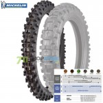 Technika - Pneumatiky/duše, Michelin 90/90-21 54R Enduro medium FIM