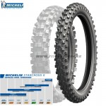 "Technika - Pneumatiky/duše, Michelin pneu 90/100-21"" Starcros 5 medium"