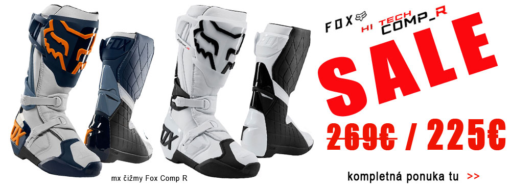 FOX Hi Tech COMP_R Sale